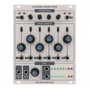 Sputnik 6-channel stereo mixer