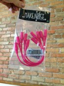 Make Noise Pink Cables