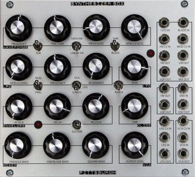 Pittsburgh Modular Synthesizer Box