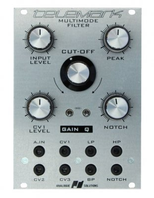 Analogue Solutions Telemark filter module