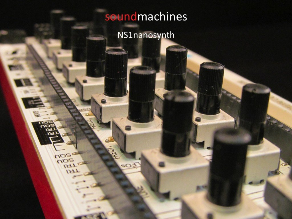 Ns1 nanosynth patches the song