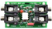 Mystic Circuits 0HP BPF