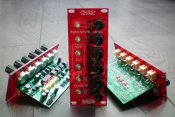 Frequency Central Electro Cardiogram VCF/VCA