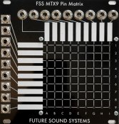 Future Sound Systems 81-point passive pin matrix