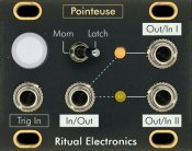 Ritual Electronics Pointeuse 1U