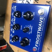 USed Frostwave Resonator