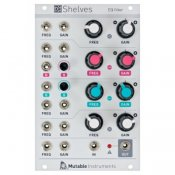 Used Mutable Instruments Shelves