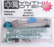Synthrotek MST Stereo Output Mixer DIY KIT