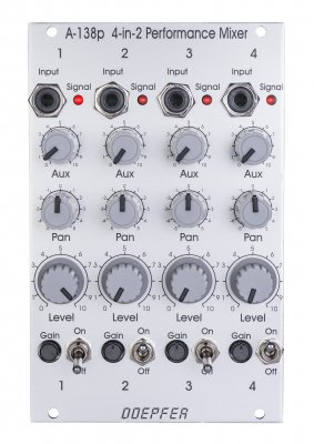 Doepfer A-138p Performance Mixer