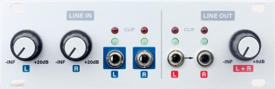 Intellijel Audio Interface 1U