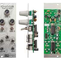 Synthrotek 4093 Chaos NAND DIY kit