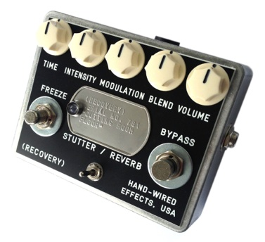 Recovery Cutting Room Floor Pedal