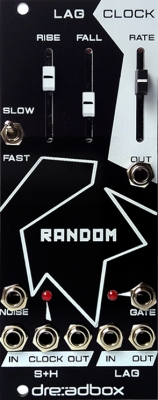 Dreadbox White Line Random