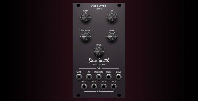 Begagnad Dave Smith Modules DSM02 Character Module