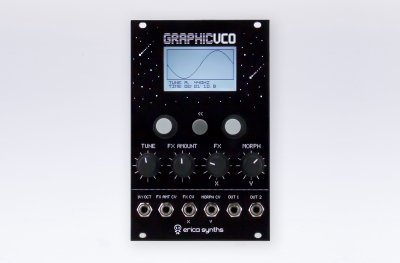 Erica Synth Graphic VCO