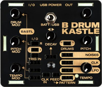 Bastl Kastle Drum
