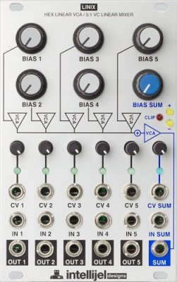Intellijel Designs Linix