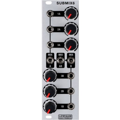 Low-Gain Electronics Submix6