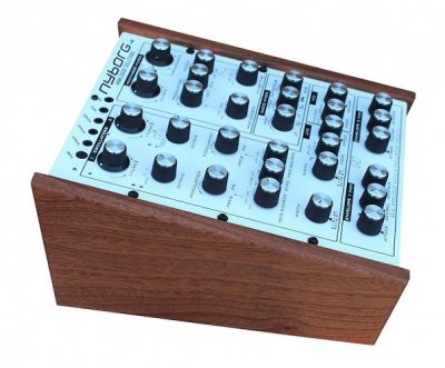 Wood sides for Analogue Solutions Nyborg 12