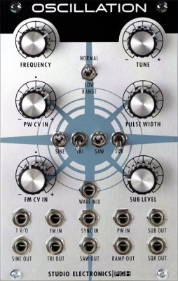Studio Electronics Oscillation