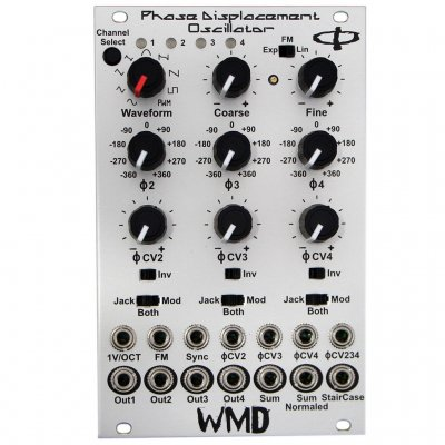 WMD Phase Displacement Oscillator mk 2