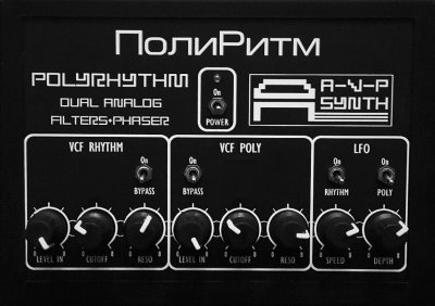 AVP Synth Polyrhytm