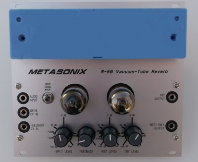 Metasonix R-56 Tube reverb