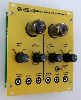 Metasonix R-57 Dual Tube VCA