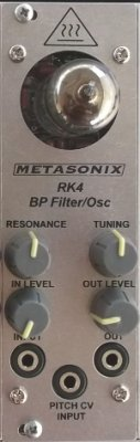 Metasonix Rk4 Filter