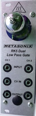 Metasonix Rk5 LPG