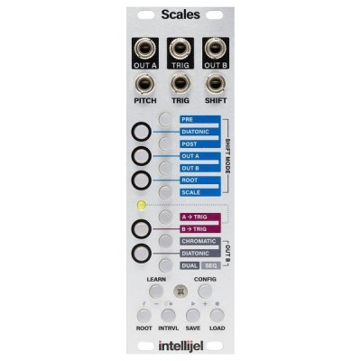 Intellijel Designs Scales
