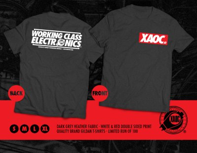 XAOC Devices t-shirt