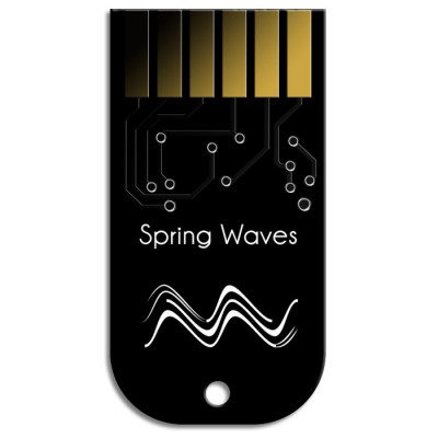 TipTop Audio Spring Waves