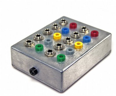 Low-Gain Electronics UTL2