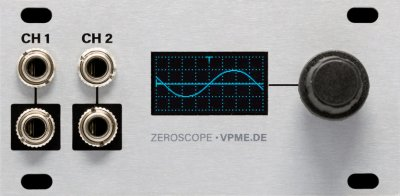 Intellijel Design Zeroscope 1U