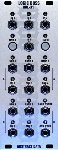 abstract data ade-31 logic boss