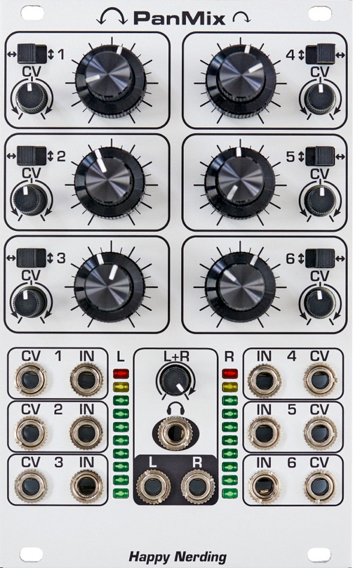happy nerding pan mix - modular